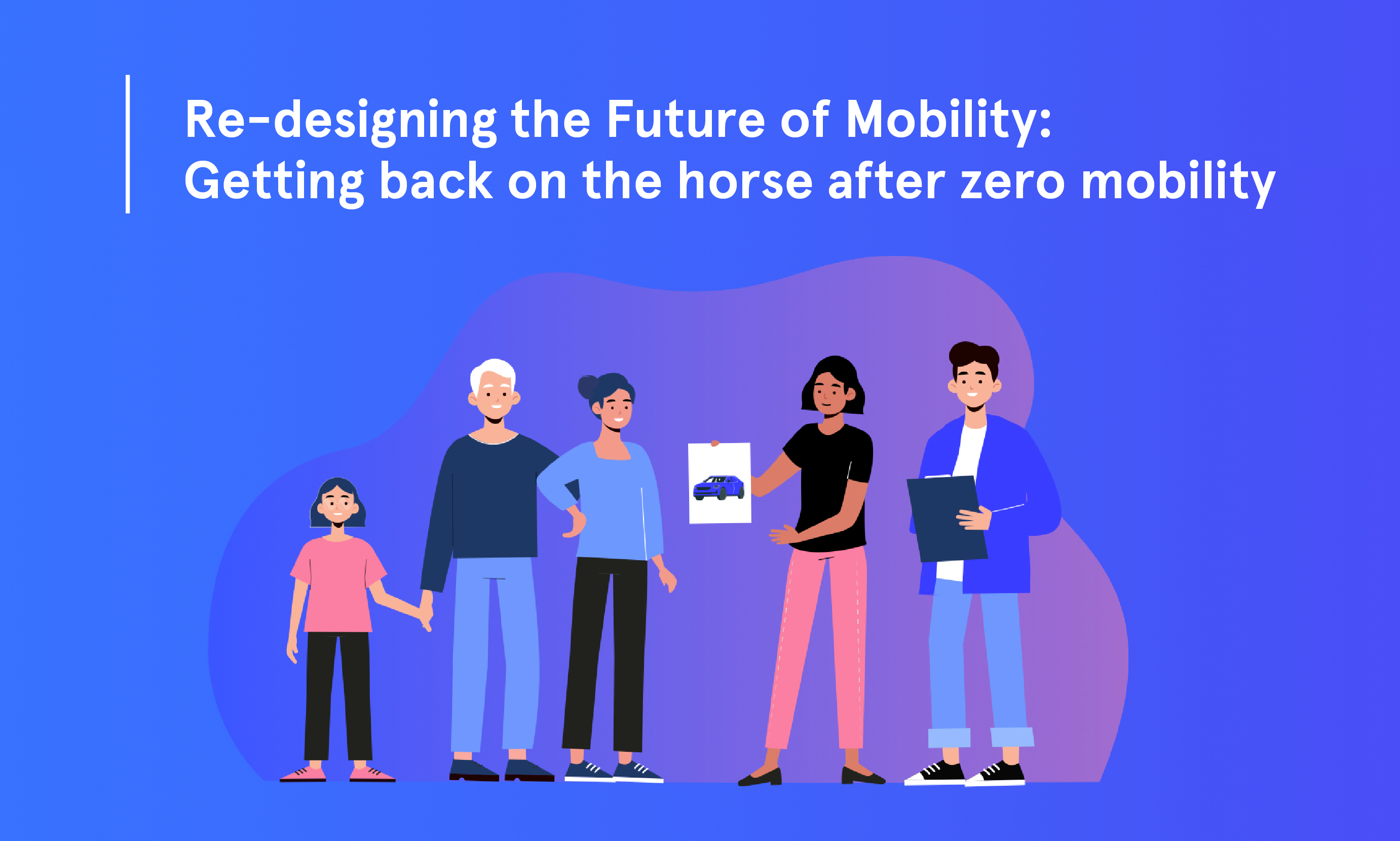 Re-Designing the Future of Mobility